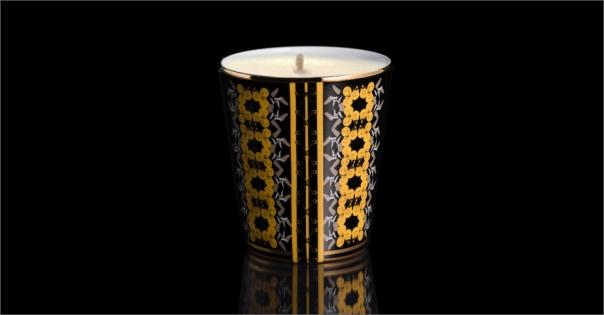 Pot à Bougie de luxe modèle Antique - Lorenza-difilippo.fr