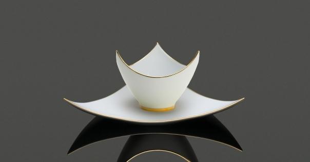 Porcelaine française - Modèle Shérazade - Lorenza-difilippo.fr