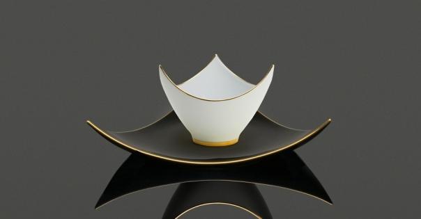 Porcelaine française de luxe - Modèle Sherazade - Lorenza-difilippo.fr