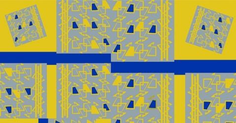 Foulard en soie imprimé - Modèle Anissa - Lorenza-difilippo.fr