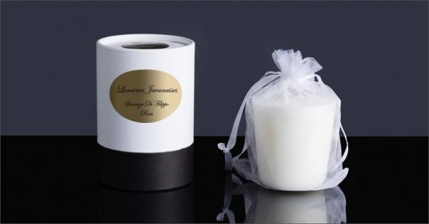 Bougie parfumée Lumières Javanaises - Lorenza-difilippo.fr