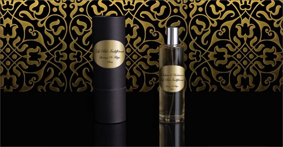 Parfum d'ambiance Le Bel Indifférent - Lorenza-difilippo.fr