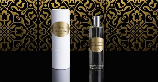 Parfum d'intérieur La Flamboyante - Lorenza-difilippo.fr